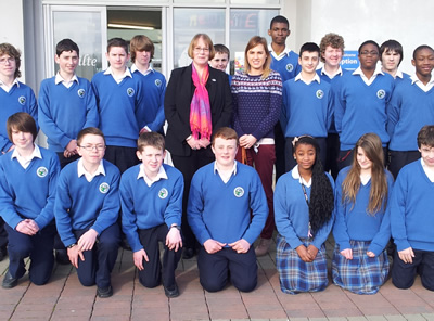 balbriggan_tidy_towns_ardgillan_college_23jan13